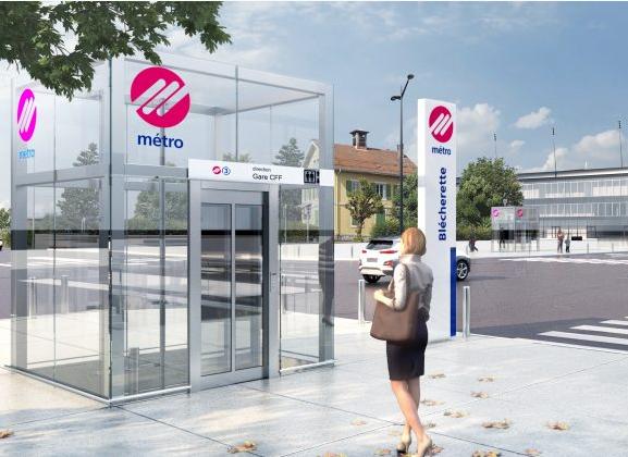 Axes forts de transports publics : métros m2 et m3 sur la bonne voie