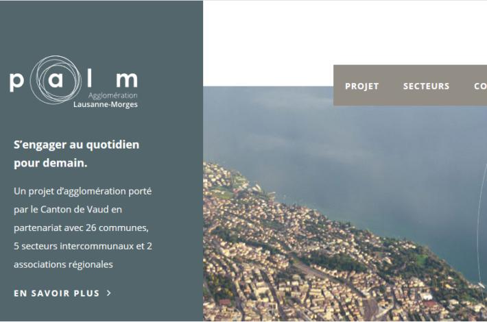 Le nouveau site du PALM est en ligne!