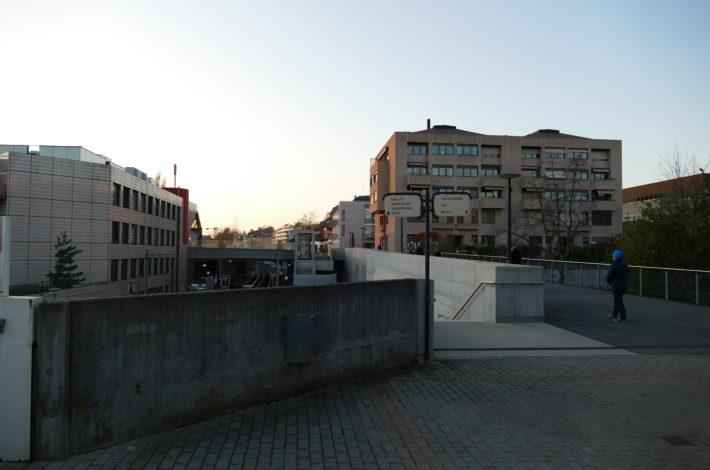 Interface Gare (© SDEL)