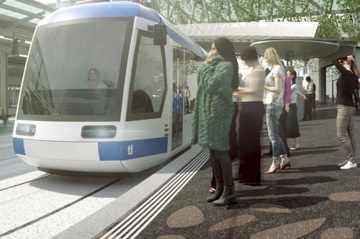 Le tram de l'agglomération Lausanne-Morges : un nouveau site internet !